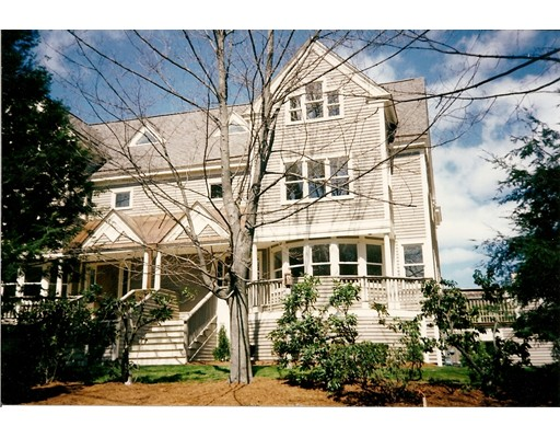 Townhouse for Rent at 23 Brook Street #23 23 Brook Street #23 Wellesley, Massachusetts 02482 United States
