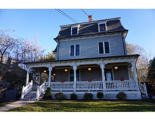 Appartement pour l à louer à 10 Chase St #3 10 Chase St #3 Newton, Massachusetts 02459 États-Unis