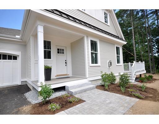 Кондоминиум для того Продажа на 21 Sweet Birch Lane 21 Sweet Birch Lane Concord, Массачусетс 01742 Соединенные Штаты