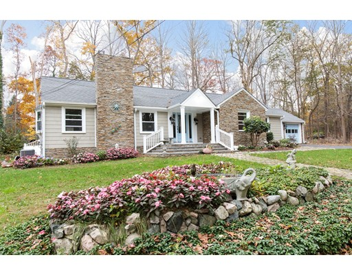 Single Family Home for Sale at 3 Shaylor Lane 3 Shaylor Lane Weston, Massachusetts 02493 United States