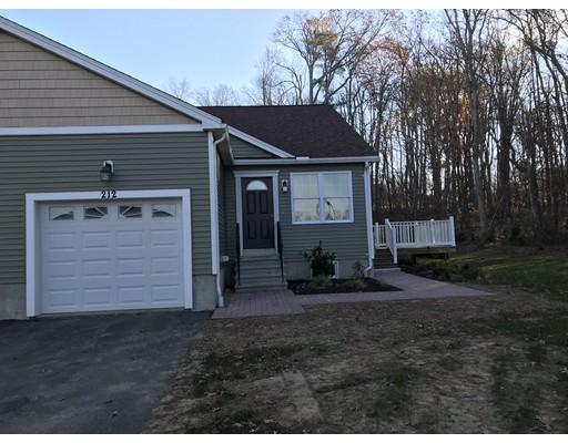 Частный односемейный дом для того Продажа на 212 BARRE PAXTON Road 212 BARRE PAXTON Road Rutland, Массачусетс 01543 Соединенные Штаты