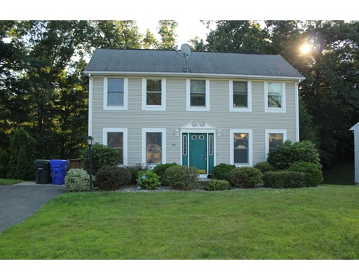 واحد منزل الأسرة للـ Rent في 19 Stephanie Circle #0 19 Stephanie Circle #0 Springfield, Massachusetts 01129 United States