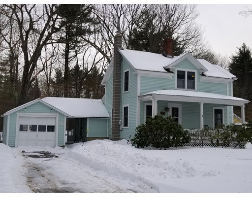 Частный односемейный дом для того Продажа на 53 Central Street 53 Central Street Ashburnham, Массачусетс 01430 Соединенные Штаты