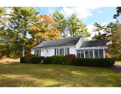 Single Family Home for Sale at 27 Center Street 27 Center Street Carver, Massachusetts 02330 United States