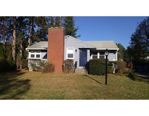 独户住宅 为 销售 在 11 Dale 11 Dale West Springfield, 马萨诸塞州 01089 美国