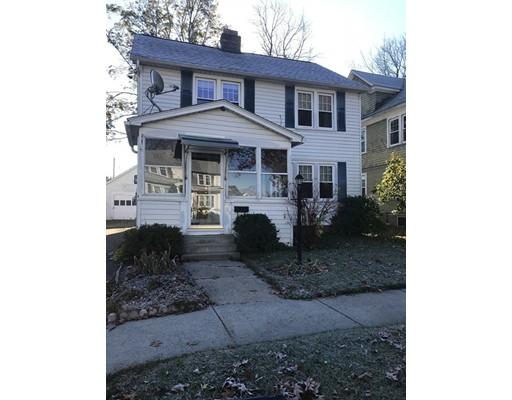 Single Family Home for Sale at 121 Davenport Street 121 Davenport Street Chicopee, Massachusetts 01013 United States