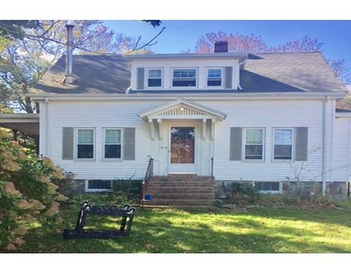 独户住宅 为 销售 在 138 North Elm Street 138 North Elm Street West Bridgewater, 马萨诸塞州 02379 美国