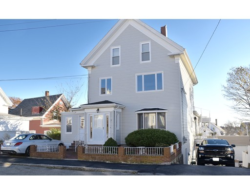 Picture 2 of 13 Forest St  Gloucester Ma 6 Bedroom Multi-family