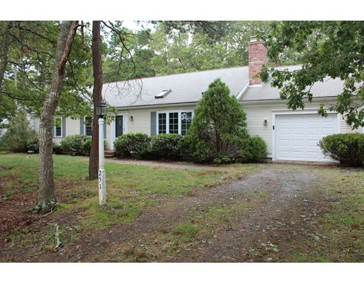 Single Family Home for Sale at 251 Club Valley 251 Club Valley Falmouth, Massachusetts 02536 United States