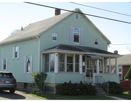 Single Family Home for Sale at 547 McKinstry Avenue 547 McKinstry Avenue Chicopee, Massachusetts 01020 United States