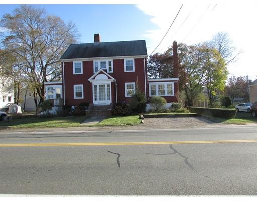 独户住宅 为 销售 在 73 East Street 73 East Street Mansfield, 马萨诸塞州 02048 美国