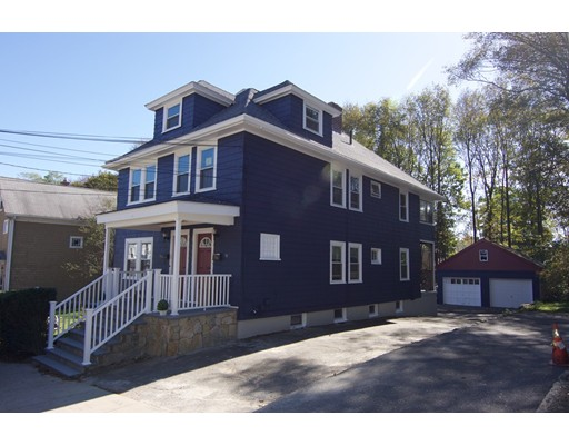 Single Family Home for Rent at 72 Guinan Street 72 Guinan Street Waltham, Massachusetts 02451 United States