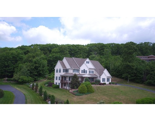 Single Family Home for Sale at 53 Spring Hill Road 53 Spring Hill Road Belchertown, Massachusetts 01007 United States
