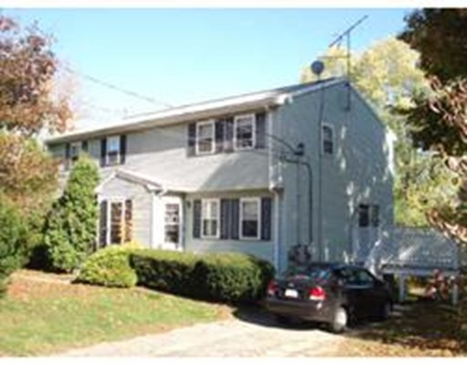 تاون هاوس للـ Rent في 530 Plymouth Street #A 530 Plymouth Street #A Bridgewater, Massachusetts 02324 United States