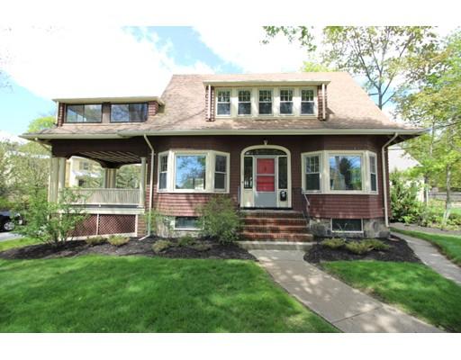 Single Family Home for Rent at 163 Pleasant St #. 163 Pleasant St #. Arlington, Massachusetts 02476 United States