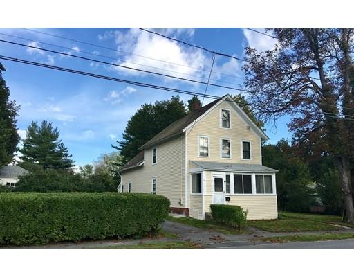 Single Family Home for Sale at 133 Elm Street 133 Elm Street Greenfield, Massachusetts 01301 United States