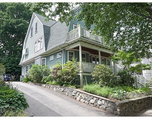 独户住宅 为 出租 在 34 Falmouth Street 贝尔蒙, 02478 美国
