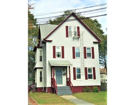 Single Family Home for Rent at 41 Courtland Street Middleboro, 02346 United States
