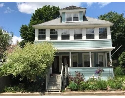 Apartamento por un Alquiler en 233 Middlesex Street #1 233 Middlesex Street #1 North Andover, Massachusetts 01845 Estados Unidos