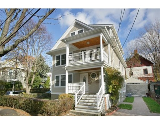 Single Family Home for Rent at 47 Harrison Street Brookline, 02445 United States