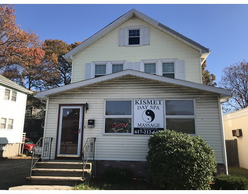 Single Family Home for Sale at 1107 No. Main Street 1107 No. Main Street Randolph, Massachusetts 02368 United States
