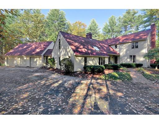 独户住宅 为 销售 在 66 Crestwood 66 Crestwood Hollis, 新罕布什尔州 03049 美国