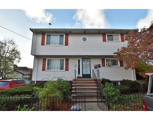 Multi-Family Home for Sale at 10 Fisher Terrace Everett, 02149 United States