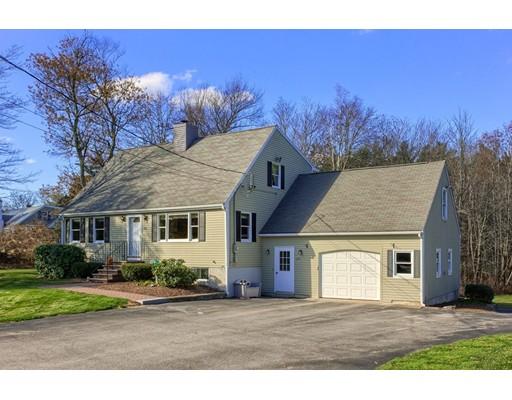 Casa Unifamiliar por un Venta en 325 Wethersfield Street 325 Wethersfield Street Rowley, Massachusetts 01969 Estados Unidos