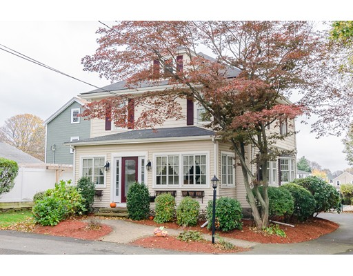 Picture 2 of 293 Franklin St  Quincy Ma 4 Bedroom Single Family