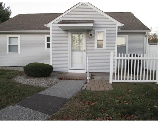 Condominium for Sale at 64 Mitchell Drive 64 Mitchell Drive Chicopee, Massachusetts 01022 United States