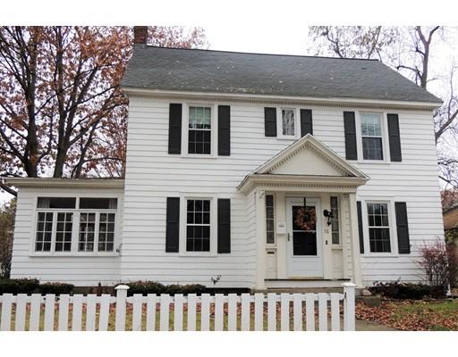 独户住宅 为 销售 在 16 Edson Street Longmeadow, 马萨诸塞州 01106 美国