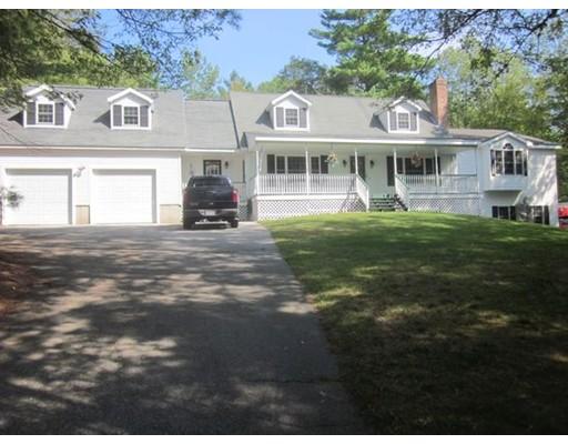 独户住宅 为 销售 在 46 Brandy Lane 46 Brandy Lane 阿克斯布里奇, 马萨诸塞州 01569 美国