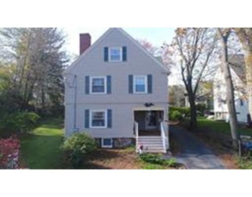 Single Family Home for Sale at 9 HASTINGS LANE 9 HASTINGS LANE Medford, Massachusetts 02155 United States