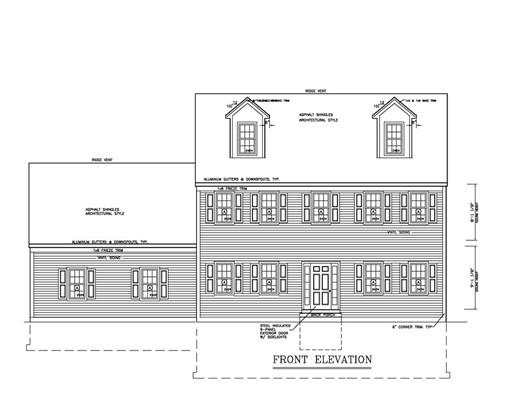 独户住宅 为 销售 在 3 Ash Street 3 Ash Street West Bridgewater, 马萨诸塞州 02379 美国