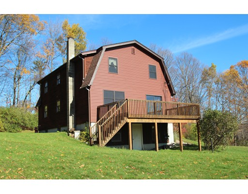 Single Family Home for Sale at 66 Mid County Road 66 Mid County Road Leyden, Massachusetts 01301 United States