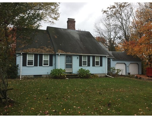 Single Family Home for Sale at 25 Jennifer Street Littleton, Massachusetts 01460 United States