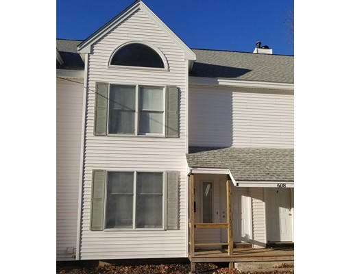 Single Family Home for Rent at 608 Streetevens Street Lowell, Massachusetts 01851 United States