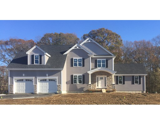 Casa Unifamiliar por un Venta en 2 Farmland Estates 2 Farmland Estates Seekonk, Massachusetts 02771 Estados Unidos