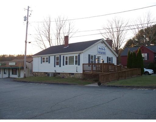 商用 为 出租 在 69 Main Street 69 Main Street Sturbridge, 马萨诸塞州 01566 美国
