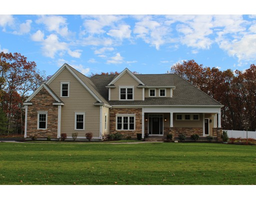 Casa Unifamiliar por un Venta en 6 Jenna Lane 6 Jenna Lane Franklin, Massachusetts 02038 Estados Unidos