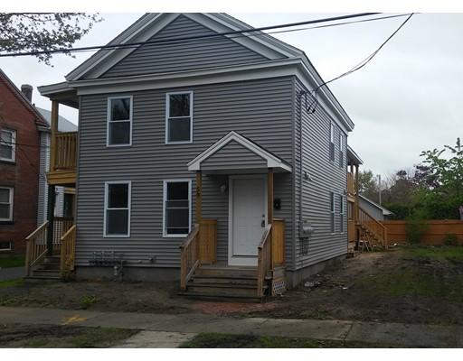 Single Family Home for Rent at 59 Chestnut Street 59 Chestnut Street Chicopee, Massachusetts 01013 United States
