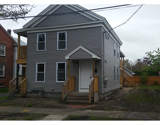 Single Family Home for Rent at 59 Chestnut Street Chicopee, Massachusetts 01013 United States