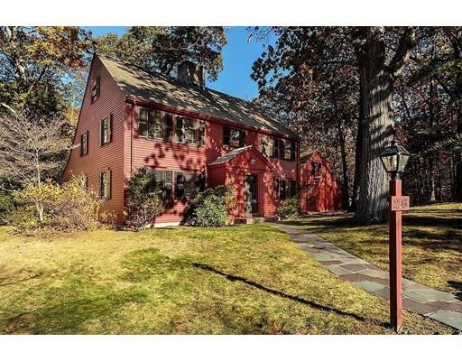 Частный односемейный дом для того Продажа на 26 Jefferson Road 26 Jefferson Road Winchester, Массачусетс 01890 Соединенные Штаты