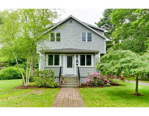 Single Family Home for Sale at 21 Lake Road 21 Lake Road Wayland, Massachusetts 01778 United States