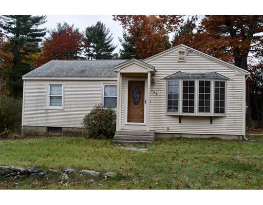 واحد منزل الأسرة للـ Rent في 135 Feeding Hills Road 135 Feeding Hills Road Southwick, Massachusetts 01077 United States