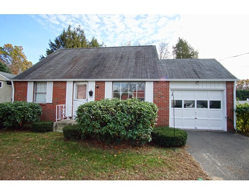 Single Family Home for Sale at 71 Nye Street 71 Nye Street Chicopee, Massachusetts 01020 United States