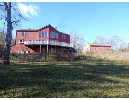 Single Family Home for Sale at 268 Clemence Hill Road 268 Clemence Hill Road Southbridge, Massachusetts 01550 United States