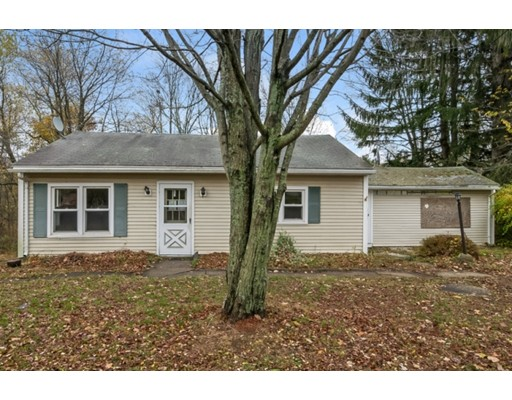 Single Family Home for Sale at 6 Main Street 6 Main Street Wales, Massachusetts 01081 United States