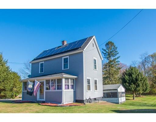 واحد منزل الأسرة للـ Sale في 687 somerset Avenue 687 somerset Avenue Dighton, Massachusetts 02764 United States