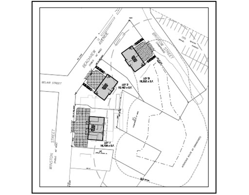 Land for Sale at 2 Winston 2 Winston Saugus, Massachusetts 01906 United States